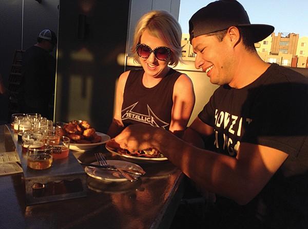 Jen and Jay