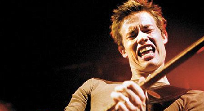 Jonny Lang is not the next Clapton, and that's good