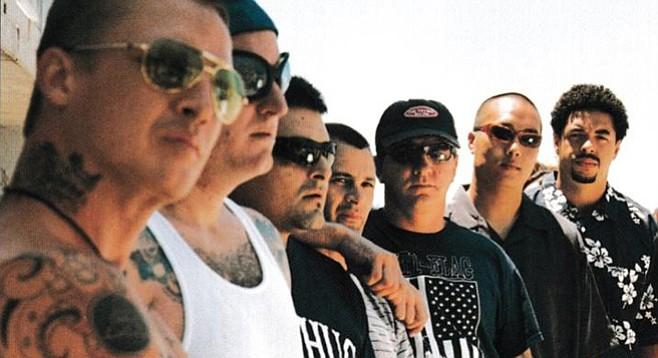 Long Beach Dub Allstars, a funk and hip-hop infused variation on reggae