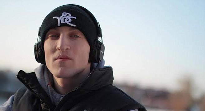 "Anton Romashev (aka Tonik Slam): ""I always had the baggiest jeans at school."""
