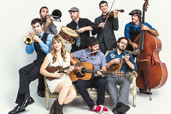 AMSDconcerts hosts Dustbowl Revival