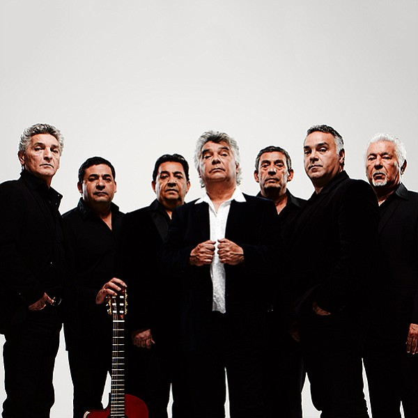 The Gypsy Kings bring their Spanish flamenco and French pop to Humphreys by the Bay