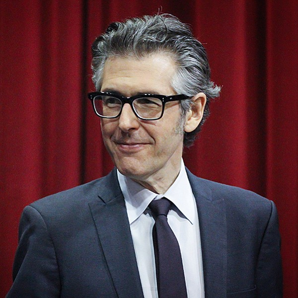 NPR's Ira Glass will offer lessons learned from his life and career