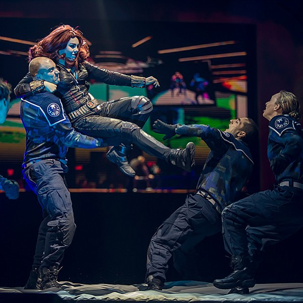 The Guardians of the Galaxy will kick some alien butt at Valley View Casino