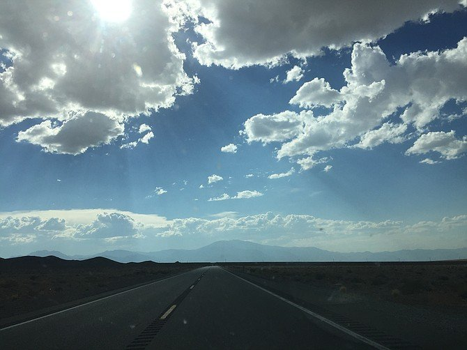 US 95 Northbound