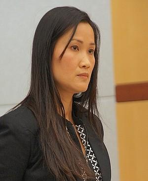 "Prosecutor Teresa Pham said, ""The whole entire neighborhood is terrified of the defendant."""