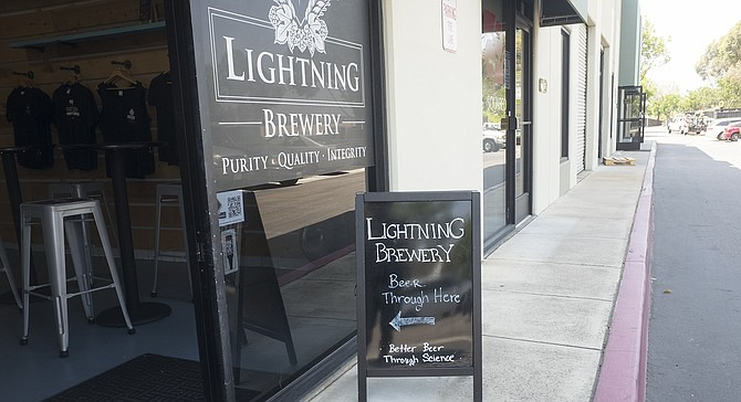 Lightning Brewery's doors remain open following the sales of its assets.