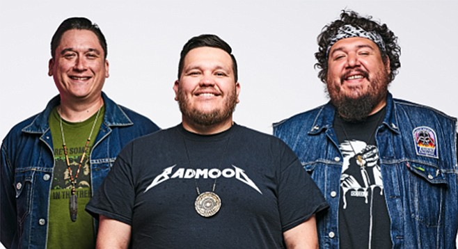 A Tribe Called Red hits Music Box in October
