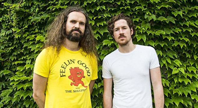 Black Pistol Fire: Toronto, Canada to Austin, Texas to Casbah, Little Italy