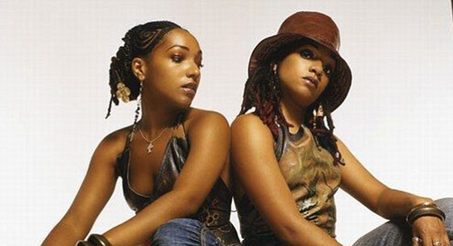 Les Nubians bring an intimate musical and visual experience to the Belly Up on September 19