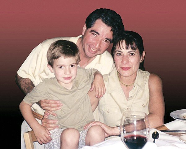 Richard and Diane Nares' only child Emilio died of leukemia in 2000.
