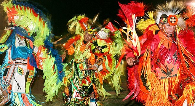 Friday, September 1: Barona Powwow