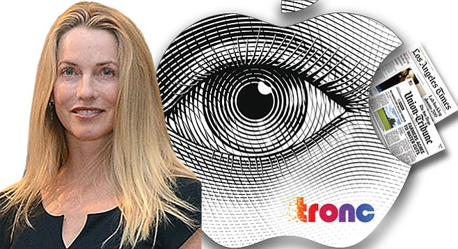 Last week, Laurene Powell Jobs was suggested as the possible next owner of the L.A. Times.