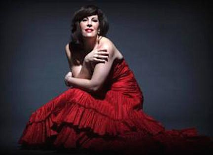 Sondra Radvanovsky — hired by the Met because Netrebko didn't want to learn title role of Norma