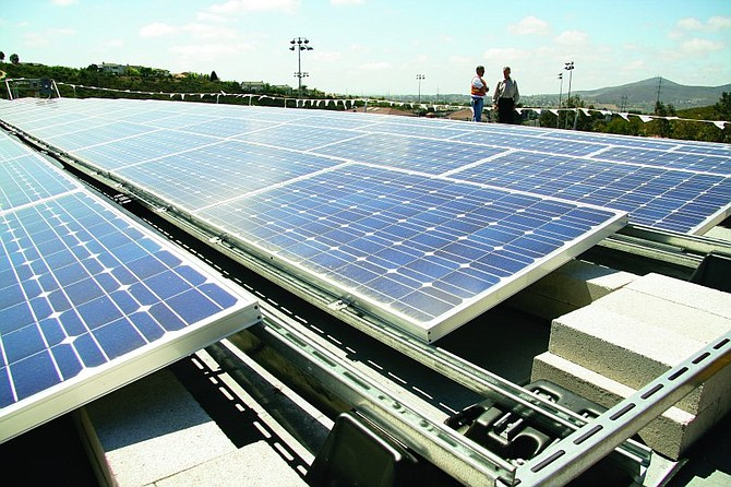 Solar customers will get highest credits when sun not at strongest.