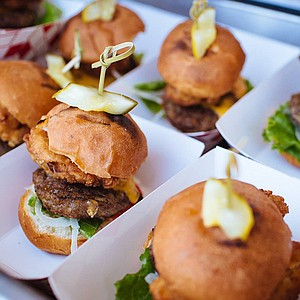 Find your favorite burger at Burgers and Beer