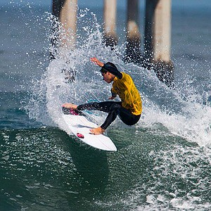 Surf marketplace and competition in Ocean Beach