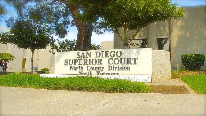 San Diego North County Courthouse in Vista
