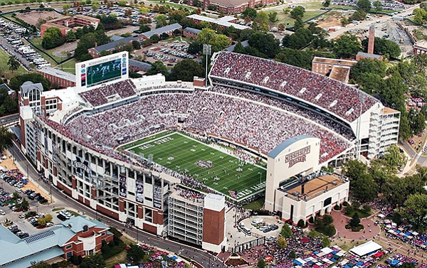 Mississippi State stadium more than 100 years old