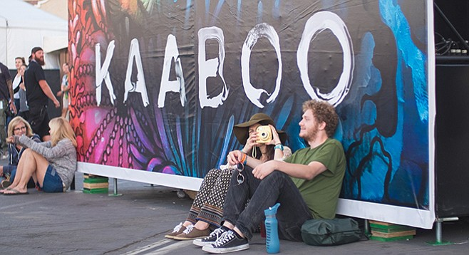 "Kaaboo includes ""indulgent amenities."""
