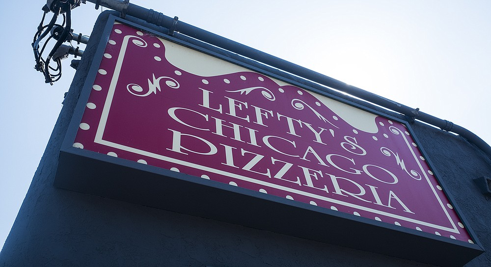 Visit Lefty's, and there's plenty of tender beef to go around.