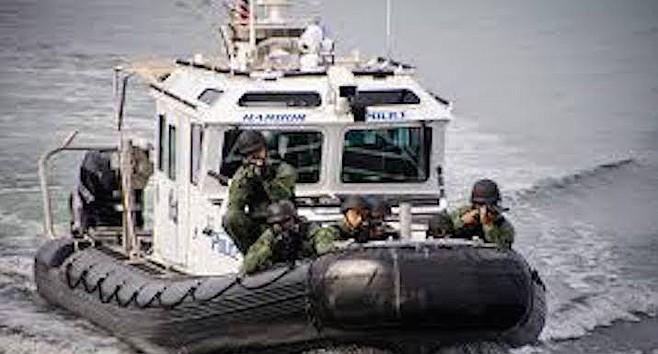 San Diego Harbor Patrol