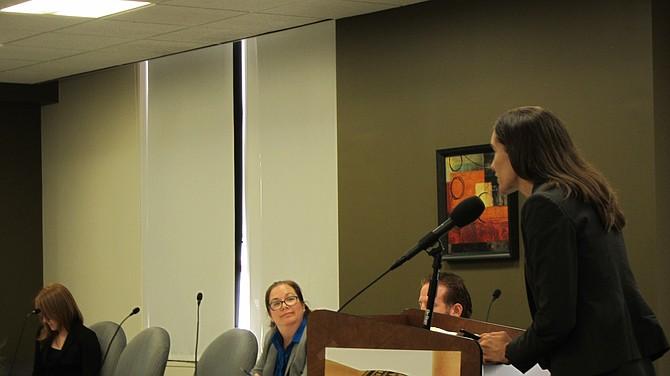 Amanda Guy, city deputy attorney