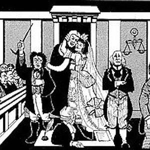 "The ""silly, wonderful""Trial by Jury"