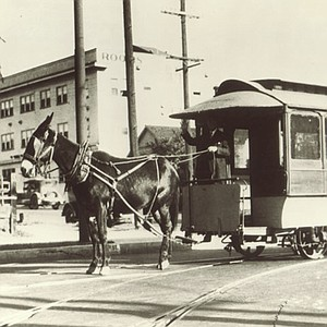 New trolley suburbs arose — North Park, Normal Heights, Mission Beach.