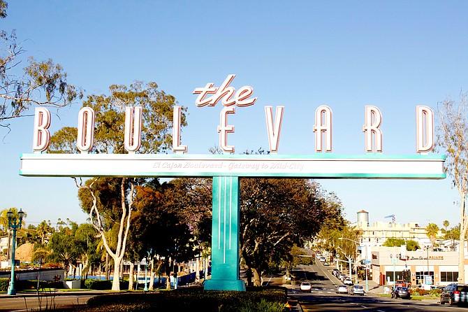 San Diego The Boulevard