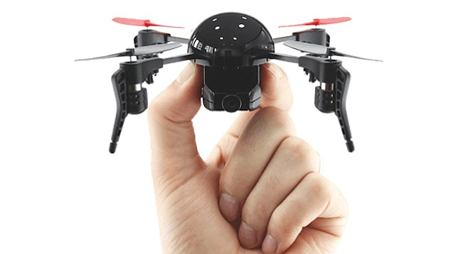 The Micro Drone 3.0 is selling for less than $200.