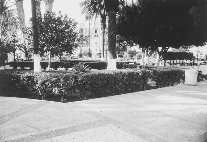 Parque Teniente Guerrero