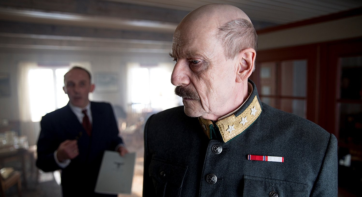 The King's Choice: How to respond when the Nazis offer you protection from the English?