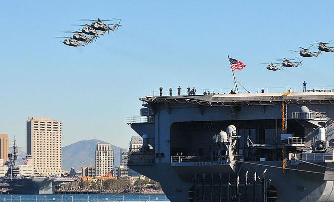Fleet Week  San Diego's 82nd