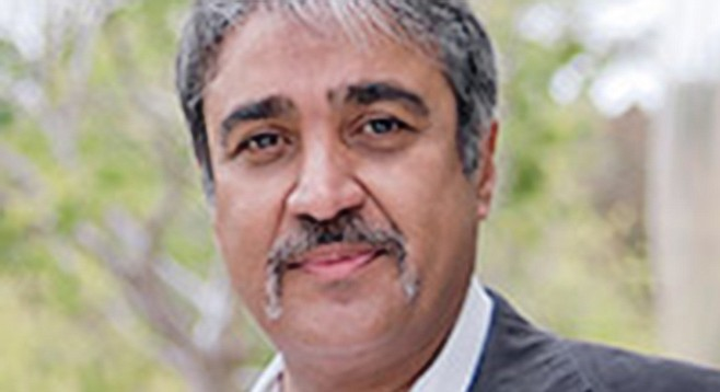 UCSD chancellor Pradeep Khosla got a 3 percent pay hike from University of California regents