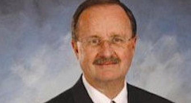 Oceanside mayor Jim Wood