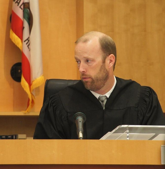 Judge Kearney refused defense requests to set a bail amount for each defendant.