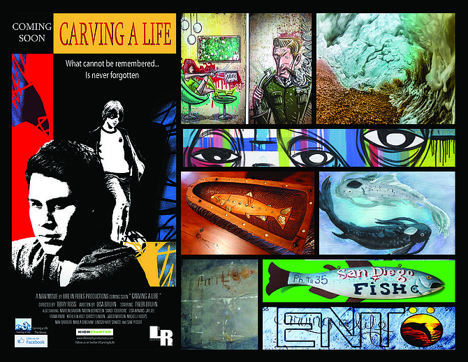 Local Artists featured in Carving A Life