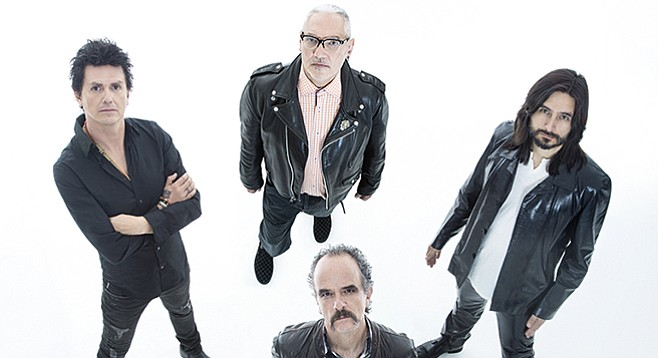Caifanes is at Observatory North Park on November 5