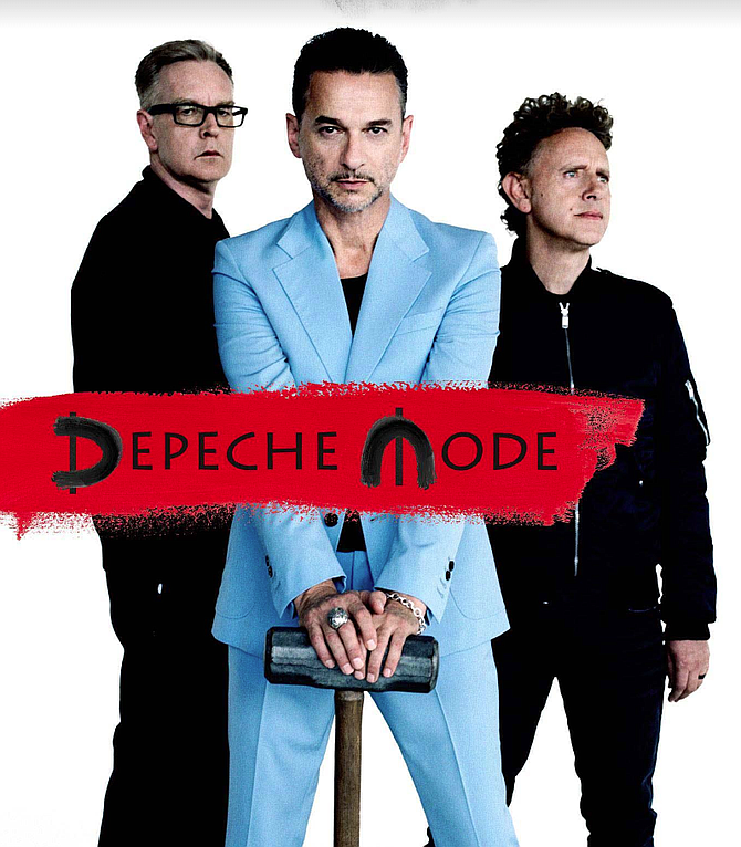 Depeche Mode's hammer wasn't big enough to fix the traffic problem.