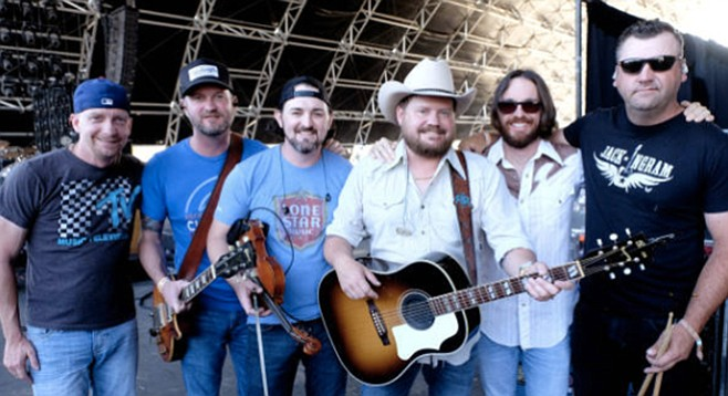 Randy Rogers plays the final gig of their lengthiest tour at HOB