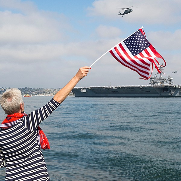 See cruisers, amphibious ships, destroyers, frigates, submarines...