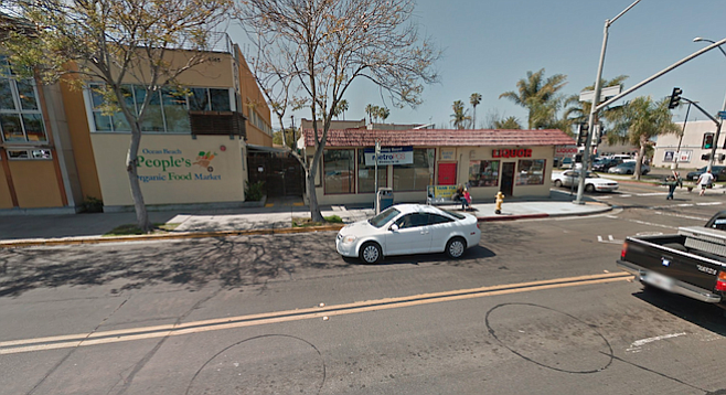This dated Google Maps image shows a cell-phone store once occupied the space where a new phone store is set to open up.