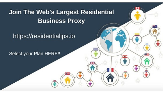 Join The Web's Largest Proxy Netwrok. Visit Website and See Feartures of Proxy, Hows it Wok and Select Plan !