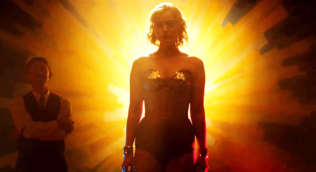 Professor Marston & the Wonder Women: The birth of a goddess.