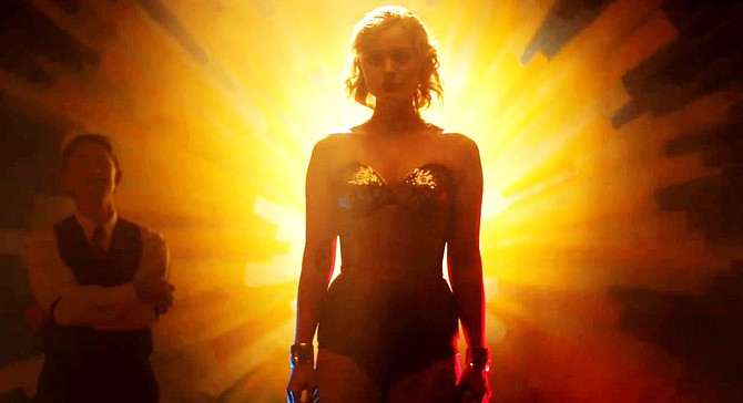 Professor Marston & the Wonder Women: The birth of a goddess.