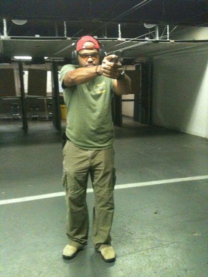Weldon Kermit McDavid Jr., 50, is accused of being the shooter.