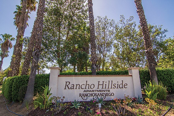 Rancho Hillside, off Jamacha Road in Rancho San Diego