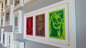 Make your own print this Friday!