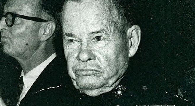 """Lewis Burwell """"Chesty"""" Puller (June 26, 1898–October 11, 1971)"""